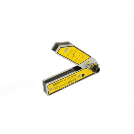 Adjustable angle magnet square Stronghandtools MLA600