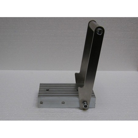 Holding magnet with facilitated separation 160x100x30 / N