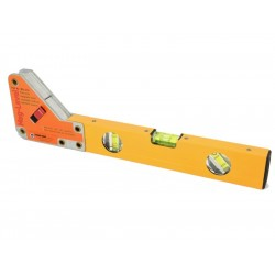 Magnet square with level...