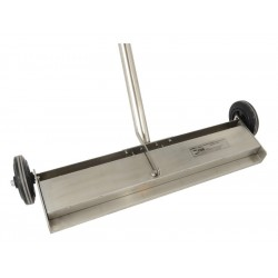 Magnetic sweeper with...