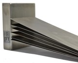 Spreading magnets for steel plates